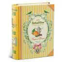 セバスティBOOK型紅茶 トロピカルデザート リーフティー100g(パイン・メロン) / 紅茶 フレーバー プレゼント ギフト