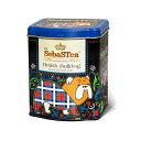 セバスティ動物型紅茶 ブリティッシュブルドック アールグレイティー100g / 紅茶 プレゼント ギフト