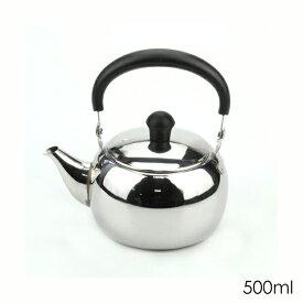 ほの茶 ステンレス製急須 500ml H-6401 パール金属 日本茶 紅茶 お茶 ティーポット