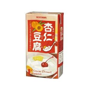 MORIYAMA モリヤマ 杏仁豆腐 537g 500ml デザート