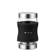 MacMaマックマーティーゴーミニマットブラック300mlストレーナー付の水筒