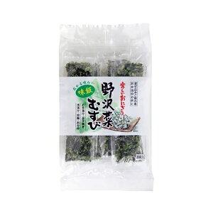 トーノー 野沢菜花むすび 8g×8パック入り