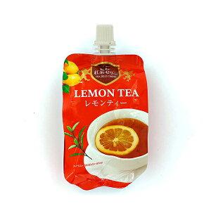 飲む紅茶ゼリー レモンティー 180g セイウ ゼリー飲料