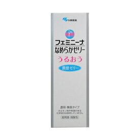 【キャッシュレス5%還元】小林製薬 フェミニーナなめらかゼリー ( 50g ) 潤滑ゼリー 潤滑剤