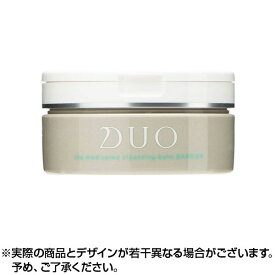 DUO ザ 薬用クレンジングバーム バリア 90g