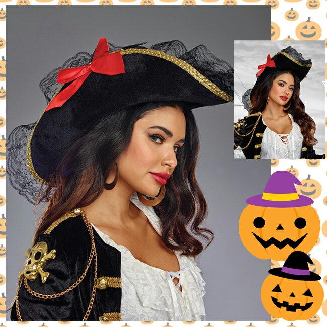 【レディース・女性用】海賊パイレーツハット・帽子