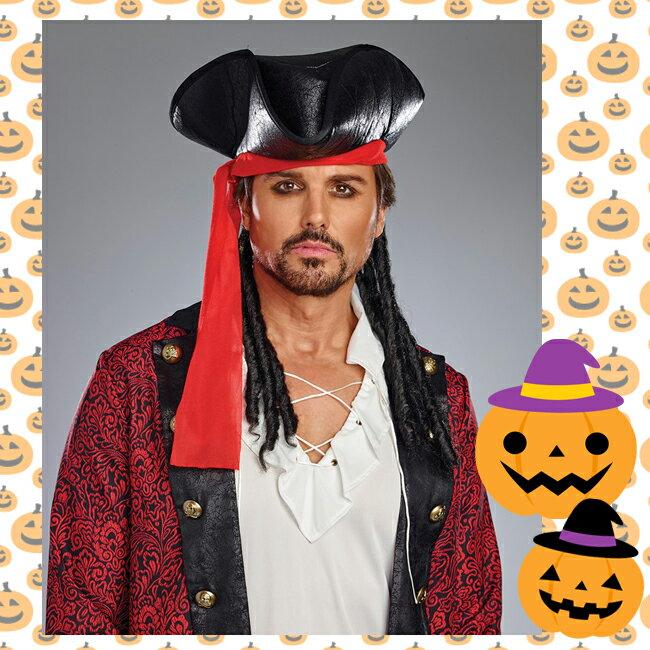 【メンズ・男性用】海賊パイレーツハット・帽子