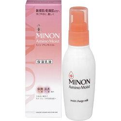 【第一三共ヘルスケア】ミノン乳液アミノモイストモイストチャージミルク100g