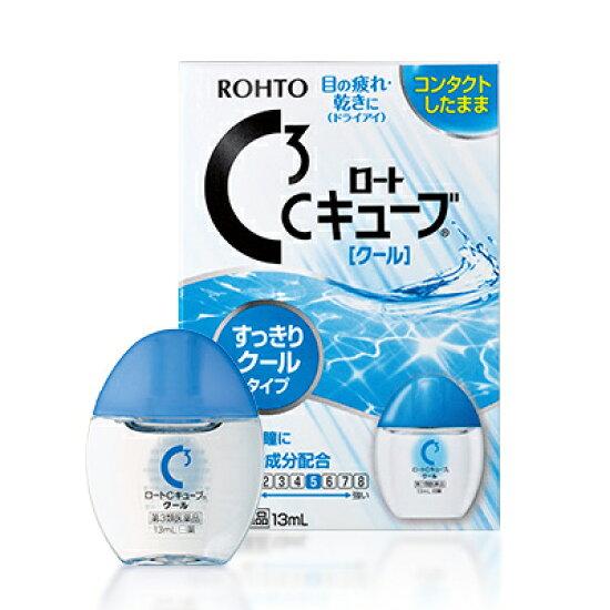 做了roto C立方體酷13ml眼藥水接觸日本眼睛藥水日本眼睛藥水眼睛藥水樂敦 Angel Drug