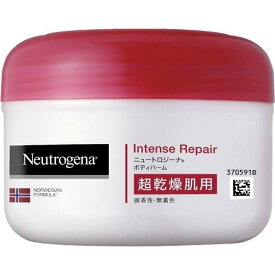 Neutrogena ニュートロジーナ インテンスリペア ボディバーム 超乾燥肌用 微香性 (200ml) ジョンソン リペア ボディ バーム 超乾燥
