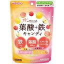 【ネコポス送料無料】【当日発送】和光堂 葉酸+鉄キャンディ (78g) ママスタイル 葉酸