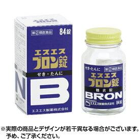 【第(2)類医薬品】エスエス ブロン錠 84錠 風邪薬 かぜ薬
