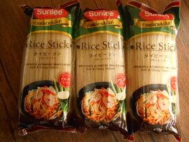 【輸入FOOD】タイ産『タイビーフン(センレック)』3個セット パッタイ ベトナム料理