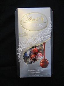 【輸入FOOD】Lindt チョコレート リンドール 4種類 600g アソート チョコ スイーツ お菓子 高級 個包装 スイーツ