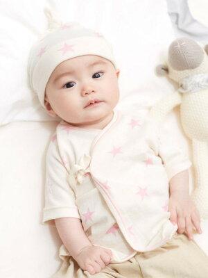 【ベビー】【日本製】Angeliebeオリジナル無添加コットン短肌着【ベビー赤ちゃんベビー服男の子女の子ウェアウエア】