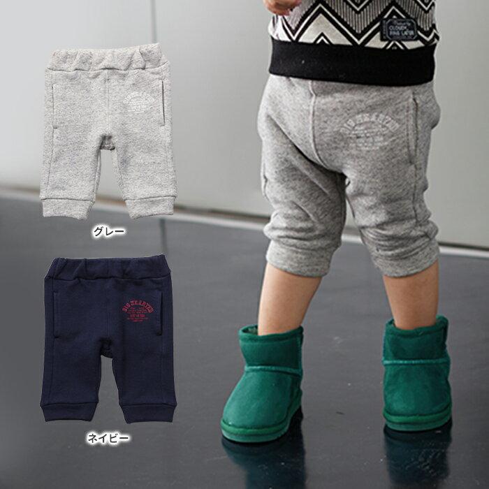 【ベビー】【F.O.KIDS】カレッジパンツ【ベビー 赤ちゃん ベビー服 ベビーウェア 男の子 女の子 おとこのこ おんなのこ ズボン ずぼん ボトム ズボン】