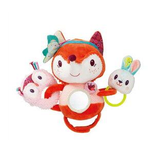 【Lilliputiens】アリス&アクティビティフレンズ 【リリピュション おもちゃ トイ 布製 知育玩具 出産祝い 出産お祝い ギフト】