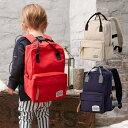 【ベビー】 【Ampersand】ベビースクエアリュック 【キッズ 赤ちゃん バッグ 鞄 かばん ベビーバック】