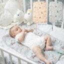 【ベビー】 【ムーミン】おむつ替えシート 【おむつ替えマット 赤ちゃん 出産準備 ベビー用品 オムツ替え】