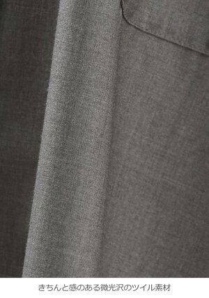 【マタニティワンピース】【授乳しやすい】羽織にもなるツイル2WAYシャツワンピース【産前産後授乳服妊婦服マタニティーマタニティワンピースmaternityonepiece】