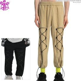 【セール SALE】MISHKA ジョガーパンツ ミシカ パンツ BUNGEE LOOP JOGGER PANTS ミシカ イージーパンツ ストリート/