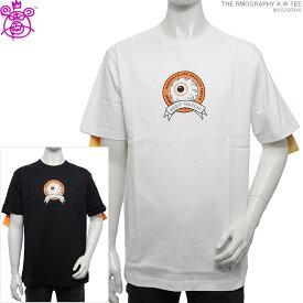【セール SALE】 MISHKA Tシャツ ミシカ 半袖Tシャツ THE RMOGRAPHY K.W TEE ミシカ トップス ストリート あす楽/