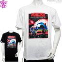 [40%OFFセール] MISHKA Tシャツ ミシカ 半袖Tシャツ SPACE PLANET K.W TEE ミシカ トップス ストリート あす楽/