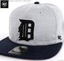 47 Brand キャップ 【 タイガース キャップ 】 47 キャップ/47 ブランド/MLB キャップ/タイガース/TIGERS LAKEVIEW '47 CAPTAIN RF/あ…