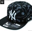 47 Brand キャップ【 47 Brand スナップバック 】Yankees McBess '47 CAPTAIN/47 Brand (47ブランド) スナップバック/キャップ/NY/ヤン…