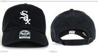 ホワイトソックスキャップ/MLBキャップ/47Brandキャップ