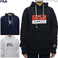 FILA/フィラ/パーカー/プルオーバー/スウェット