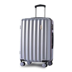 DA Mサイズ スーツケース キャリーバッグ キャリーケース かわいい 大容量 軽量 TSAロック搭載 4日-7日 中型 1年間保証 ファスナー 宅配便RSL