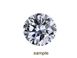 ダイヤモンドルース0.786ct D-VS2-3EX-H&C(AGT鑑定書付)