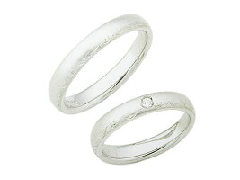 5610034アンジュ結婚指輪(D0.03ct)