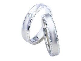 【卸屋さん割引あります!】W10035K18WGアンジュ結婚指輪