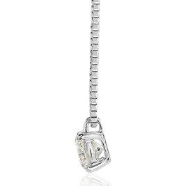【1万円以上お買い物でゴディバのチョコプレゼント♪】【4点留め】Pt900/Pt850プラチナダイヤモンドプチネックレス空枠(0.2〜1.5ct用)ネックレス製作・リフォーム