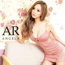 AngelR エンジェルアール[バストレースアップアシンメトリータイトミニドレス]ミニドレス タイト ノースリーブ ビジュ…