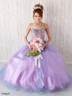 Gleam bijur wedding long dresses (AR5215)