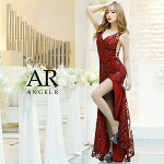 【予約】[サイドシアースパンコールレースタイトロングドレス]ロングドレス