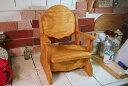 ナチュラル ひのきの木製ナチュラルベビーチェア 受注製作