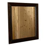 採光窓FIX窓室内窓フランス製チェッカーガラスライトオークw25xd15xh70cmひのき木製ハンドメイド受注製作