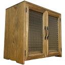 ペットのお仏壇 台座付き ブロンズ取手 40x22x36cm 木製 ひのき ハンドメイド オーダーメイド