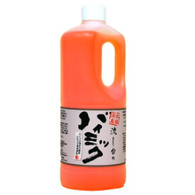 業務用バイオ消臭剤 流し台用流し台のバイミック 1リットル 40452