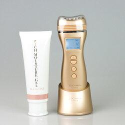 ZogankinHyper(ゾーガンキンハイパー)はラジオ波の温熱効果とEMSによる表情筋のリフトアップ効果で造顔筋エクササイズができる美顔器!