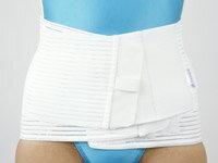 チュアンヌ社腰サポーターニューアクティビティは背部の8本のスチールボーン8(エイト)ボーンと補助ストラップで腹圧を高め、腰椎と筋肉を支えて姿勢を矯正するので腰痛の方にもオススメ