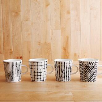 DESIGN HOUSE Stockholm BONO MUGS mugs set of 4