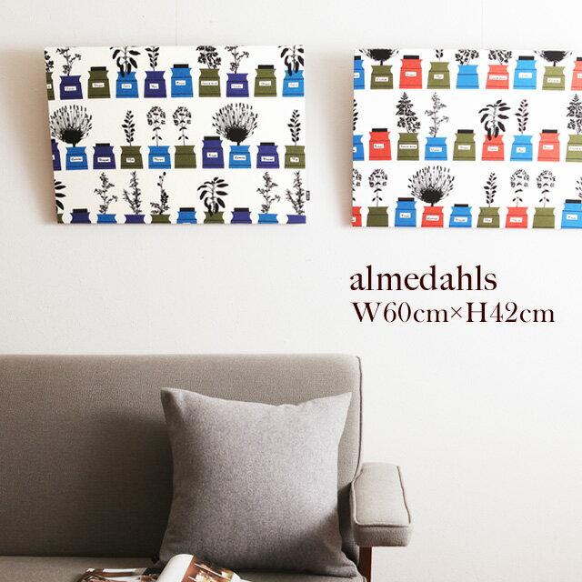 almedahls(アルメダールス) ファブリックパネル W60cm×H42cm
