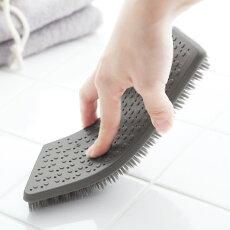 tidy(ティディ)Platawa床洗いバスブラシ