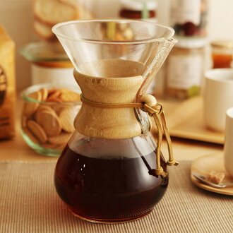 CHEMEX (COMEX) coffee maker 6 cup