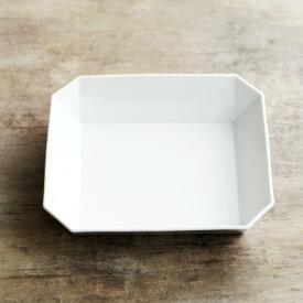 1616/arita japan TY スクエアボウル 184 (TY Square Bowl White)